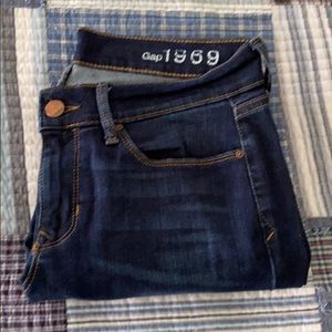 Gap leggings jean size 27